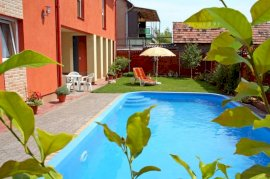 Villa Mediterrana szállás Siófok