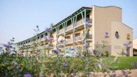 JUFA Vulkán Fürdő Resort szálláshelyek Bükfürdőn