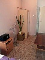 Hálószoba-földszinti egy hálószobás apartman
