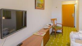 Ecomomy balkon nélküli kétágyas szoba