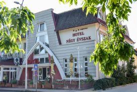 Hotel Négy Évszak hajdúszoboszlói szállás